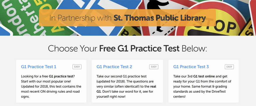 G1 Test: Things You Need To Know